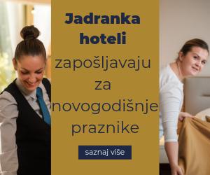Jadranka - zapošljavanje 12/2018