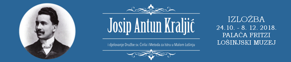 Lošinjski muzej - izložba J.A. Kraljić