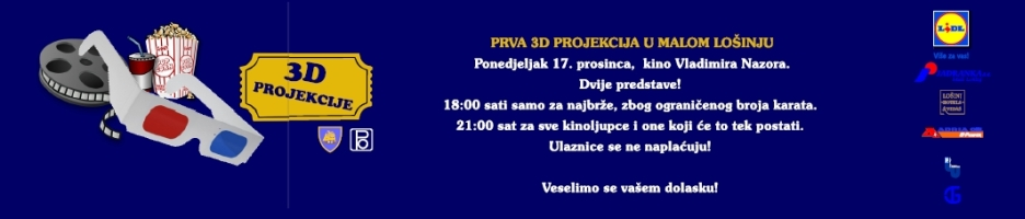 POU - 3D kino 2018
