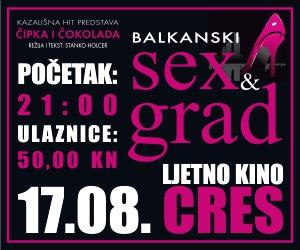 Balkanski seks i grad