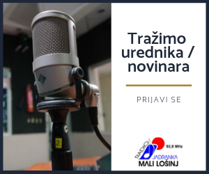 Radio Lošinj - tražimo novinara