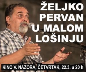 Željko Pervan 2018.