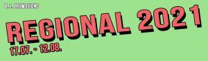 Festival Regional 2021 - BJ Promotions